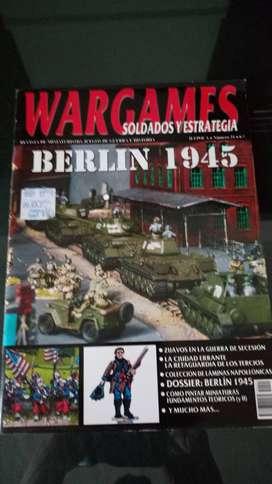 revista Wargames
