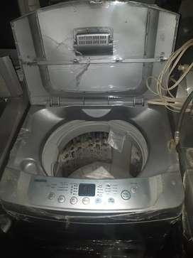 Lavadora lg de 25 lb totalmente funcional