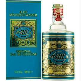 Perfume Echt Kolnish Wasser 4711  400ml Hombre Eros