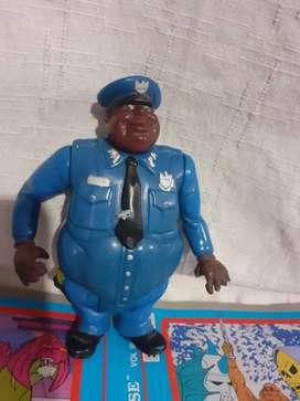Muñecos locademia de policía tarzan .luchador