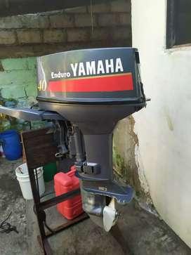 Se vende motor 40 Yamaha en Puerto Boyacá