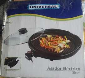 Asador marca Universal
