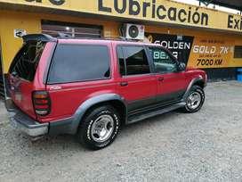 Ford explorer 1997 xlt