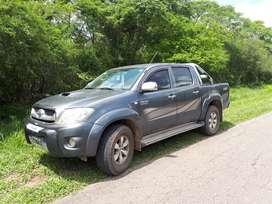 Toyota hilux srv aciento de cuero