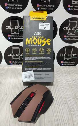 MOUSE GAMER INALÁMBRICO