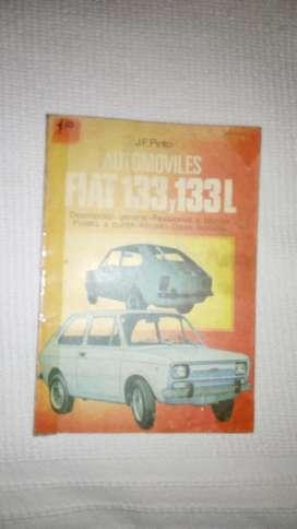 Vdo: Manual Fiat 133
