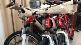Venzo/Shimano bicicleta 0 kmt nueva