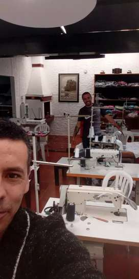 Técnico en  maquinas de  confección