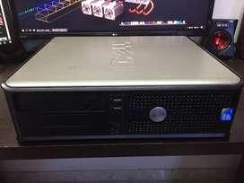 Cpu DELL OptiPlex 780 Intel Core 2 Duo