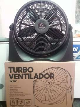 """Turbo de 20"""" nueva en caja ,llevo sin costo"""