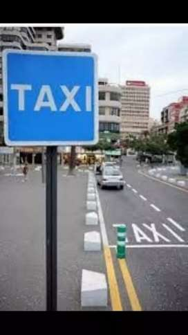Transfiero parada de taxi