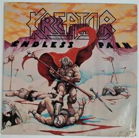 Kreator Endless Pain Lp 1985 Noise Records First Press