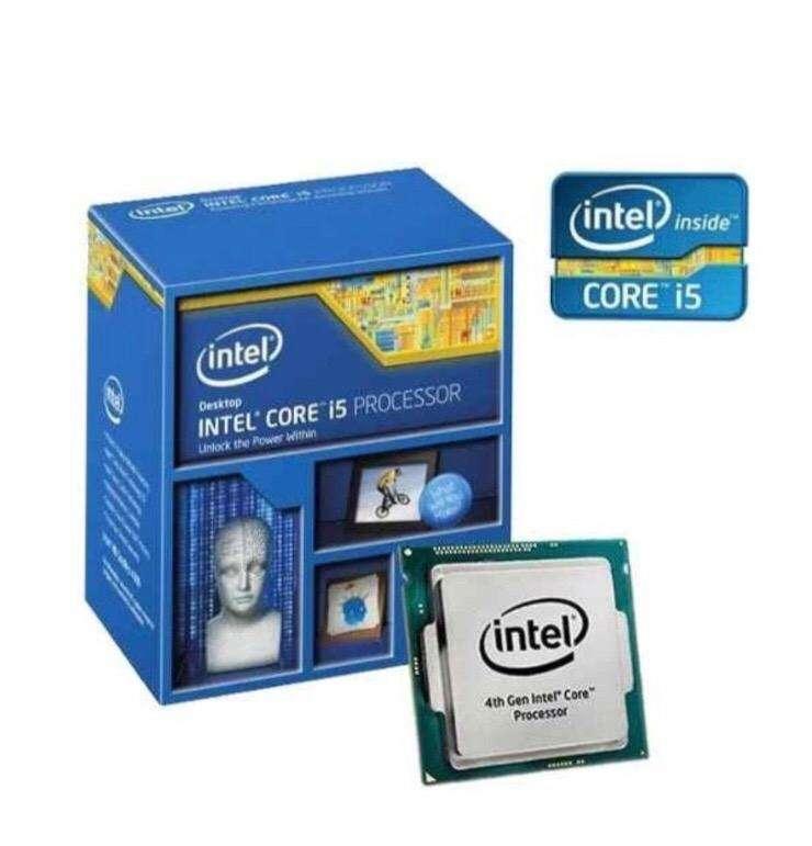 Combo de procesador intel core ¡5 4460(3,2) + placa madre + 8gb de ram 0