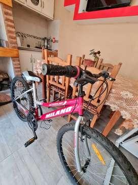 Vendo bicicleta rodado 26 Milano Resistencia Chaco.