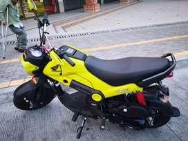 Honda Navi recién salida de consesionario