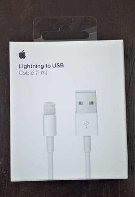 VENDO CABLE USB APPLE NUEVO SELLADO EN CAJA