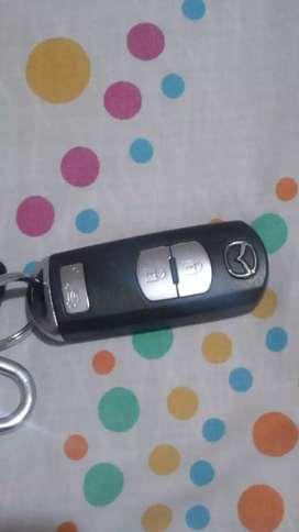 Control de autos Mazda original