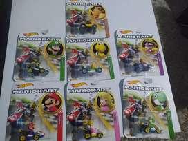 Hotweels de Mario kart