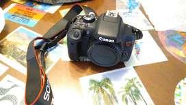 Canon T6 i. Nueva, impecable!