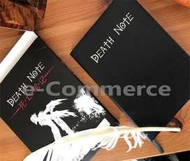 Death Note Anime Manga Cosplay Libreta