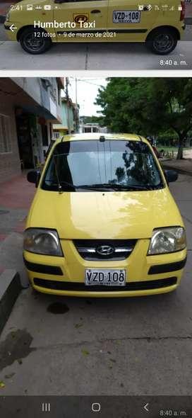 Vendo o permuta taxi  2007 por moto