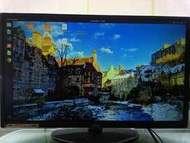"""Se vende Monitor/Televisor de 24"""" marca AOC(9.5 de 10)"""