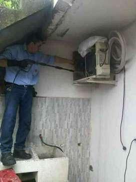Instalacion Mantenimiento de Aires Acond