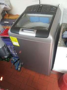 Vendo lavadora centrales 17kg. 2018