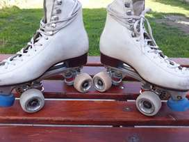 Patines profesionales 36
