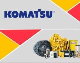 Komatsu - Repuestos originales y alternativos oem para maquinaria pesada de construcción