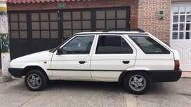Camioneta Skoda Forman GLX 94