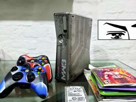 Xbox 360 edición especial Call of Duty