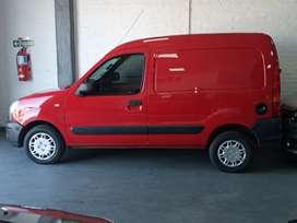 Renault kangoo furgon confort impecable pintura de fábrica