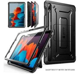 Case Galaxy Tab S7 2020 T870 T875 (2020) Funda Estuche Protector 360° Con Apoyo Supcase UB Pro