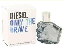 PERFUME DIESEL ONLY THE BRAVE. ORIGINAL. 50 ML PARA HOMBRE