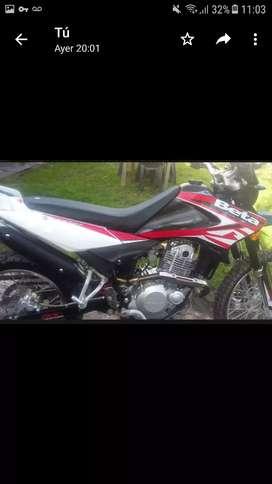Moto beta 250