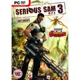 Serious Sam 3: BFE Juego Original PC