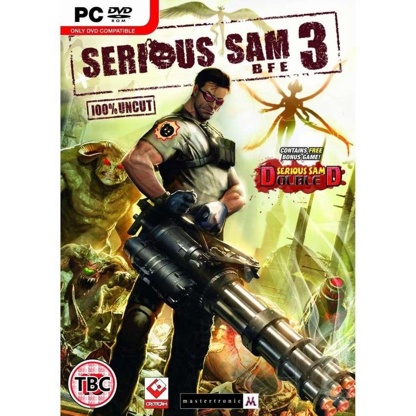 Serious Sam 3: BFE Juego Original PC 0
