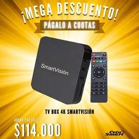 TV Box SmartVisión