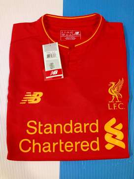 Camiseta Liverpool Talla S ¡último Disponible!