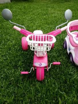 Triciclo casi nuevo