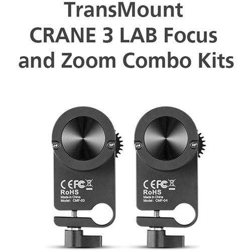 Kit de servo motores para crane 3 Lab