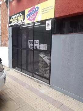 Alquilo local ubicado en calle 10 entre 40 y 41 numero 441