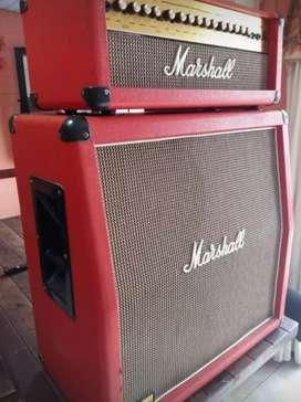 Marshall edición especial cabezal y caja
