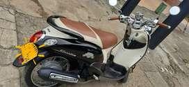 Yamaha fino 115