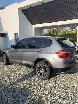VENDO CAMIONETA BMW X3 MODELO 2013