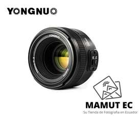 Yongnuo 50mm 1.8G  for Nikon