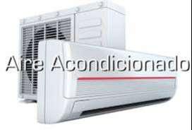 INSTALACION AIRES ACONDICIONADOS TODAS LAS MARCAS CON GARANTIA  311(736)0304