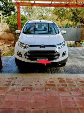 Vendo Ford Eco Sport 2015 full titanium GNC
