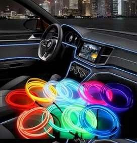 Hilo De Neon Led 12v - Autos Accesorios Tuning